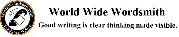 World Wide Wordsmith
